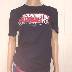 Genuine merchandise Washington nationals t-shirt